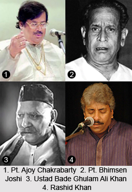 Indian Classical Vocalists