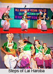 Lai Haroba, Folk Dance of Manipur