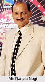 Mir Ranjan Negi, Indian Hockey Player
