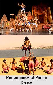 Panthi Dance, Folk Dance of Chattisgarh