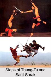 Thang-Ta and Sarit-Sarak, Martial Arts of Manipur, Indian Martial Arts