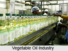 Vegetable Oil Industry In India