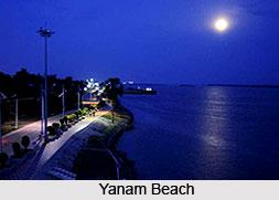 Yanam Beach, Puducherry