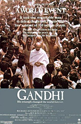 Gandhi : The film