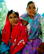 Garhwali married woman
