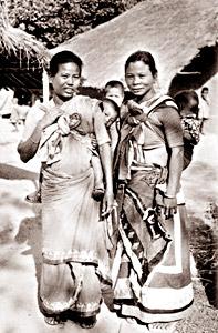 Garo language Families