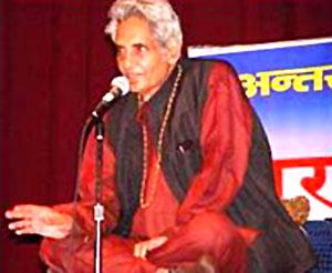 Gopaldas Neeraj, Indian Poet