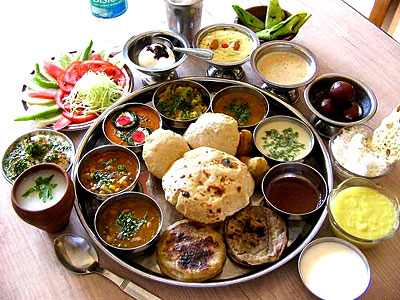 Indian Gujarati Cuisine