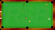 Half-ball shot