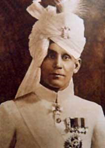 HH Nawab Hamidullah Khan