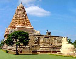 Gangaikondacholisvaram Temple