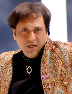 Govinda , Bollywood Actor