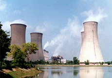 Guru Nanak Dev Thermal Plant in Bathinda City