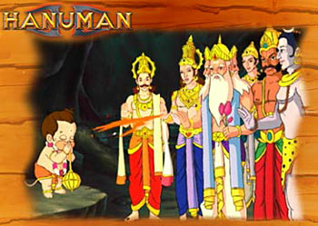 Hanuman - Animation Film, Indian Cinema