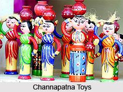 Channapatna Toys, Bangalore Rural district, Karnataka