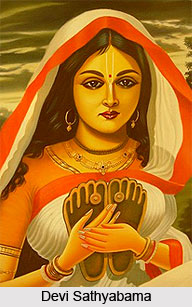 Satyabhama, Wife Of Lord Krishna