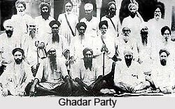ghadar party Definitions of ghadar party, synonyms, antonyms, derivatives of ghadar party, analogical dictionary of ghadar party (english.