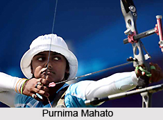 Purnima Mahato, Indian Athlete
