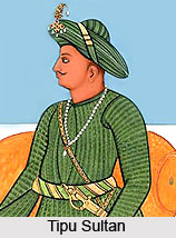 Tipu Sultan, King of Mysore