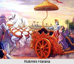 Rukmini, wife Of Lord Krishna