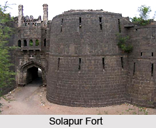 History of Solapur District, Maharashtra