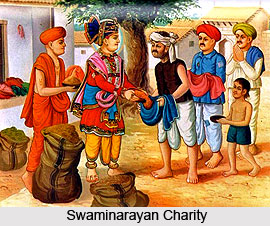 Swaminarayan, Indian Saint