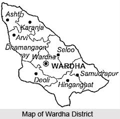 Administration of Wardha District, Maharashtra