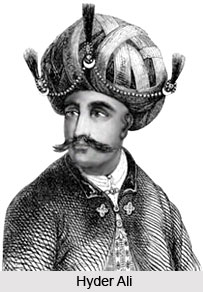 Hyder Ali, King of Mysore