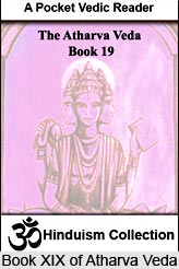 Hymns in Book XIX of Atharva Veda