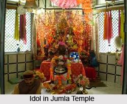 Jumla Temple, Prini, Himachal Pradesh
