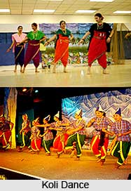 Koli Dance, Folk Dance of Maharashtra