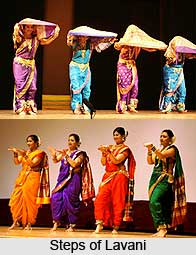 Lavani, Indian Folk Dance