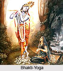 Love and Renunication in Bhakti Yoga