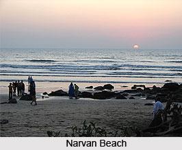 Narvan Beach, Maharashtra