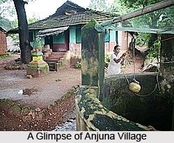 Anjuna Village, Goa