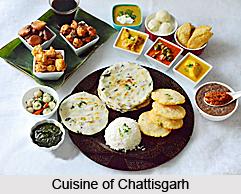 Cuisine of Chattisgarh, Indian Regional Cuisine
