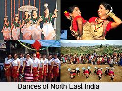 Northeast Indian Dances