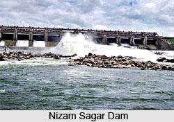 Dams of Telangana