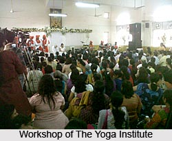 The Yoga Institute, Santa Cruz, Mumbai