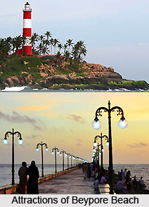 Beypore Beach, Kozhikode, Kerala