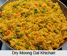Moong Dal Khichari