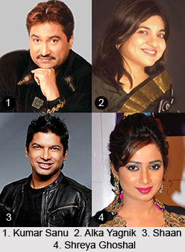 Indian Playback Singers, Indian Cinema