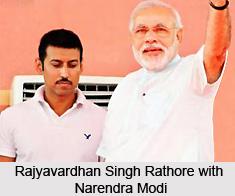 Rajyavardhan Singh Rathore, Indian Politician