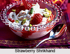 Shrikhand, Indian Dessert