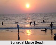 Malpe Beach, Karnataka