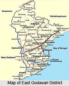 Administration Of East Godavari District, Andhra Pradesh