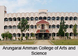 Arungarai Amman College of Arts and Science, Karur, Tamil Nadu