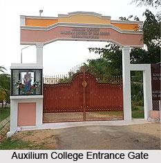 Auxilium College, Katpadi, Vellore, Tamil Nadu