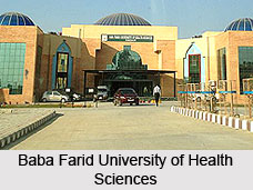 Baba Farid University of Health Sciences, BFUHS, Medical Institutes of Punjab