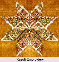 Embroidery of Karnataka
